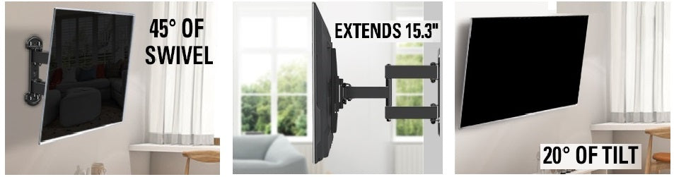 Mounting Dream swivel TV mount md2379