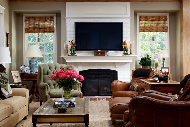 5 Facts To Consider When Mounting The Tv Above The Fireplace Mountingdream