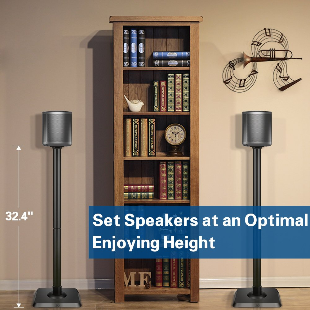 Renewed Speaker Stands Mount with All Kits Included up to 50% off MD5402