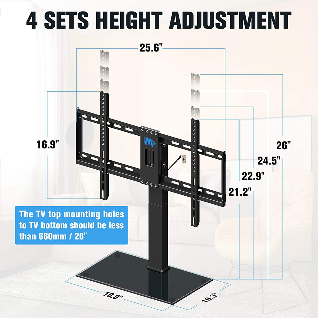 adjustable tv stand