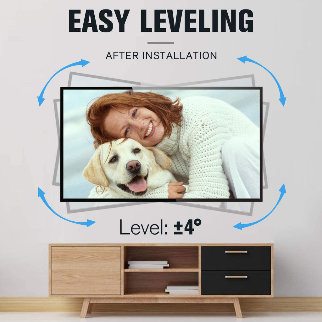 level 4 degree tv wall mount