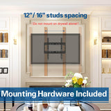 "Renewed Fixed Wall Mount for 32-55"" TV with All Kits Included at 50% off MD2361-K"