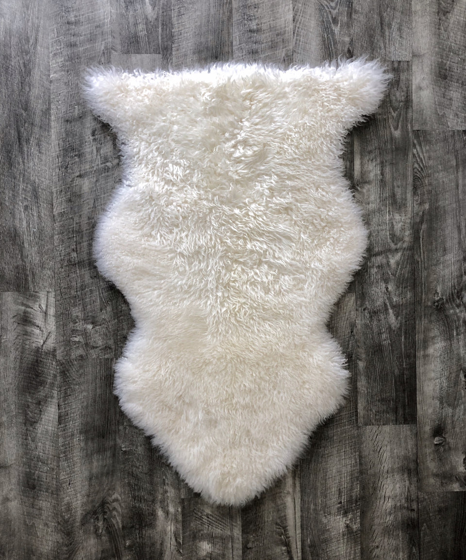 MAORI SHEEPSKIN NATURAL