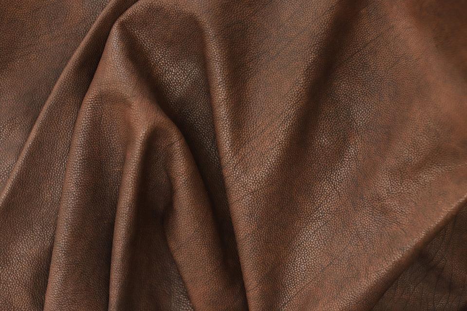 DOUBLE COLOR COW BROWN