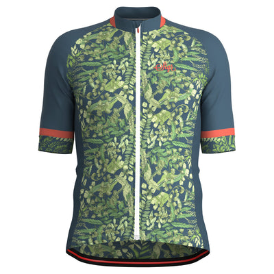 Sigr 'Dawn Forest' Cycling Jersey for Men