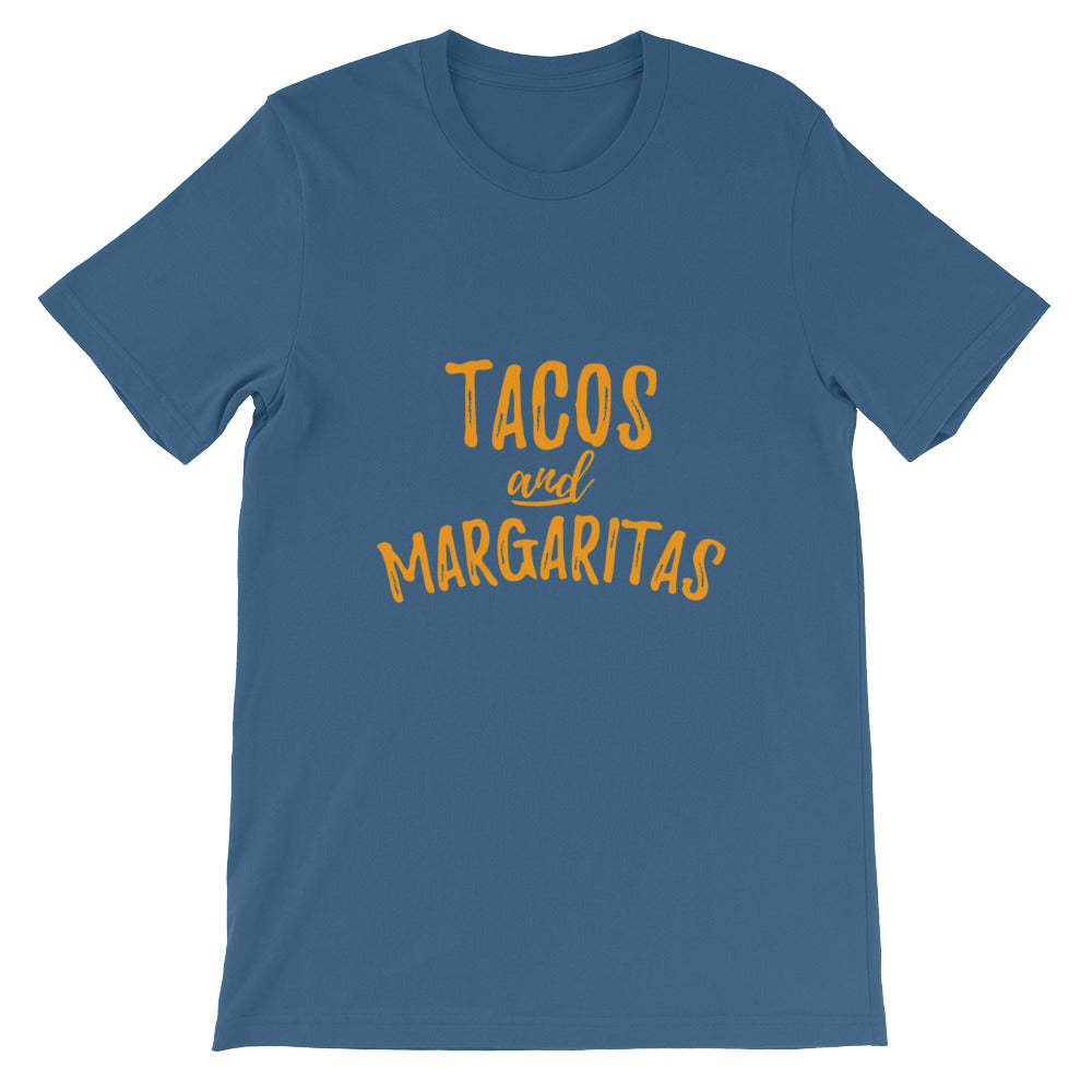 Tacos and Margaritas Funny T Shirt for Men and Women Taco and Tequila Lovers