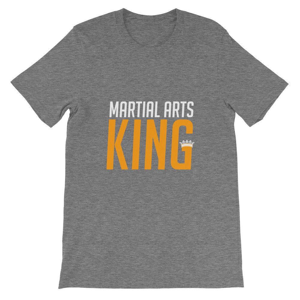 Martial Arts King Funny Martial Arts Shirt for Men and Boys