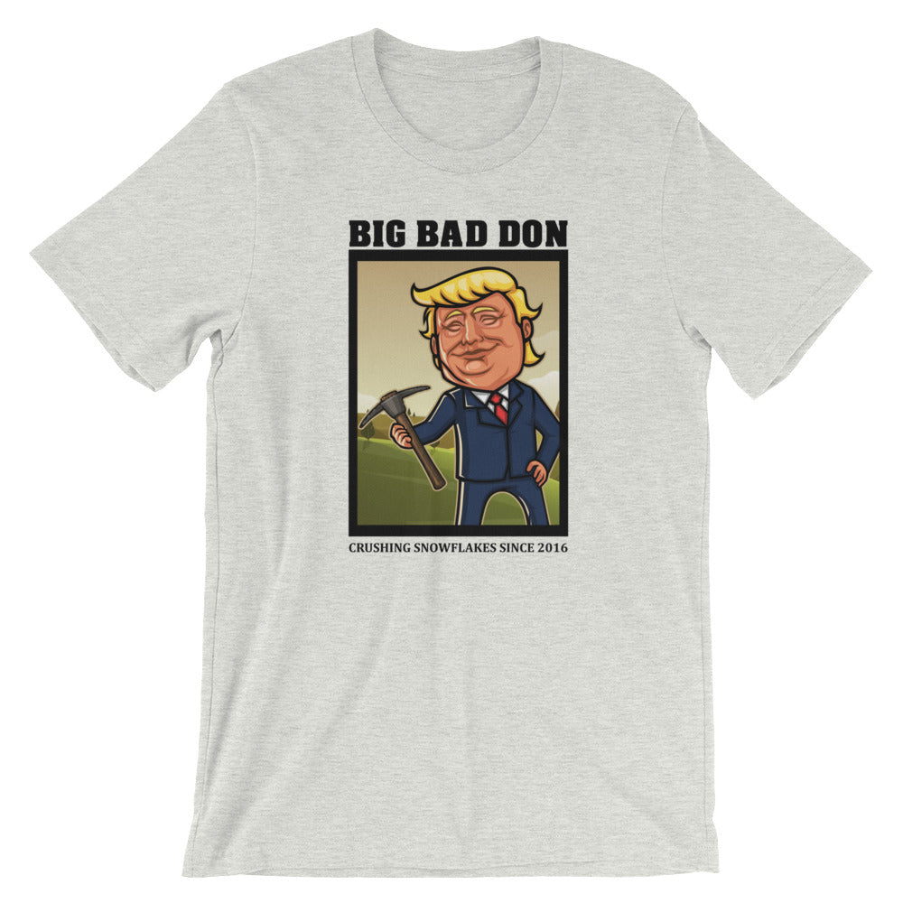 Big Bad Don Funny Donald Trump Political Conservative Republican Shirt Vote Trump 2020