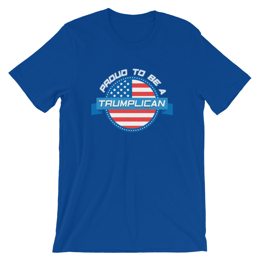 Proud to Be a Trumplican Trump T Shirt Funny Trump Shirt Vote Trump 2020 Pro Trump Supporter Tshirt