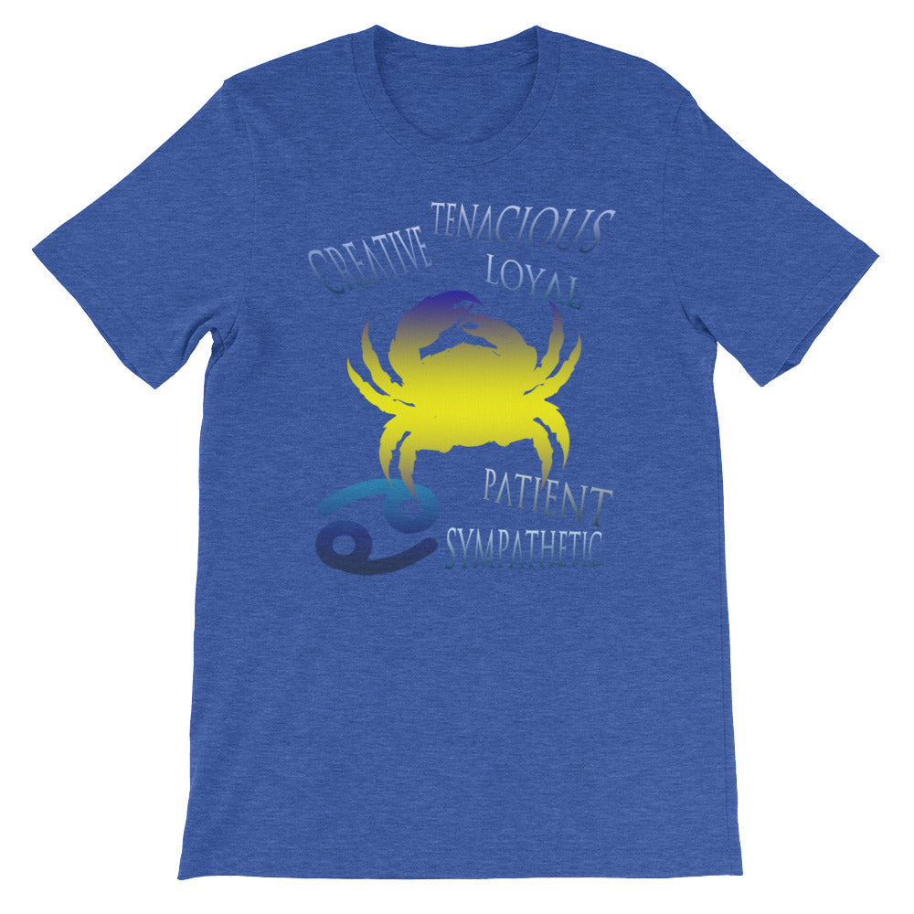 Zodiac Cancer Astrology Traits T Shirt Cancer Zodiac Gifts