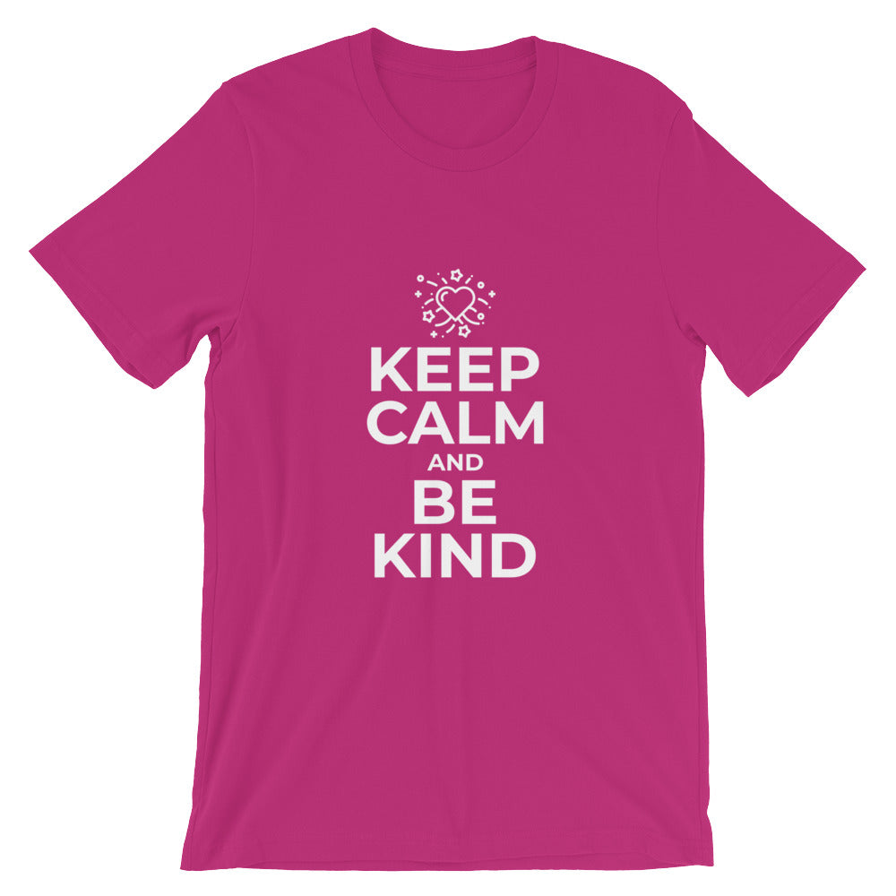 Keep Calm and Be Kind Cute Anti Bullying Kindness Tshirt Choose Kind Stop Bullying Shirts Gifts