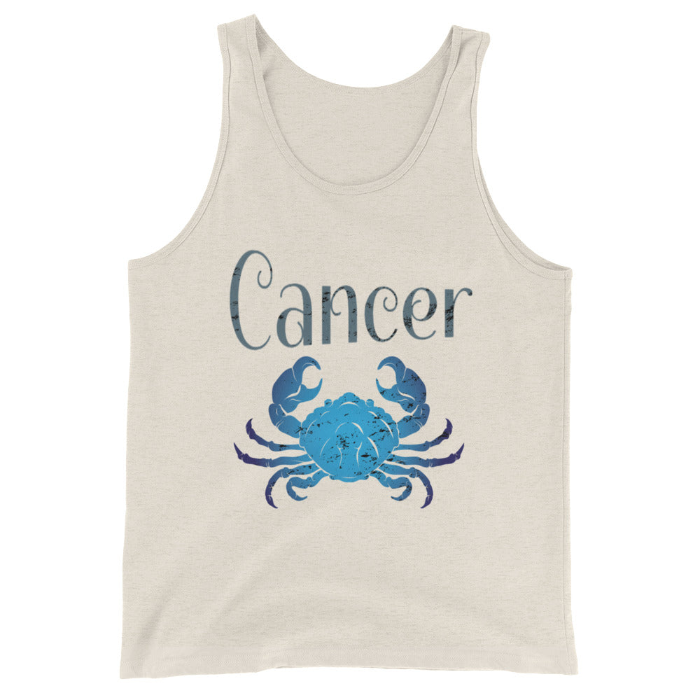 Zodiac Cancer Astrology Sign Horoscope Tank Top Cancer Zodiac Gifts for June or July Birthday