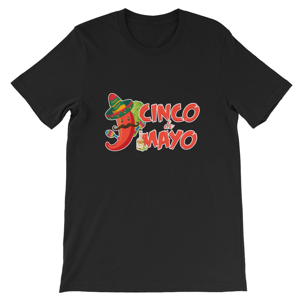 Cinco de Mayo T-shirt / Funny Mexican Shirt