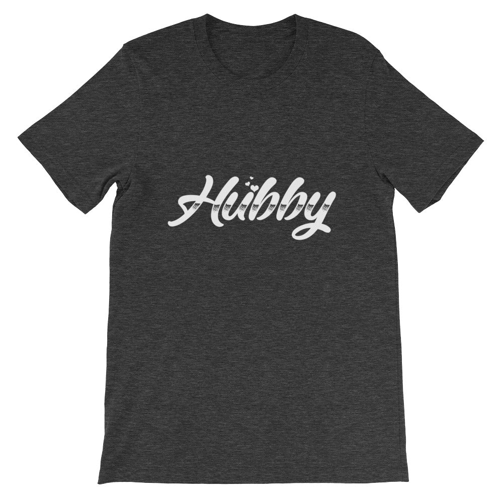 Hubby Couples Shirt Funny Hubby Wifey Matching Couples Shirt
