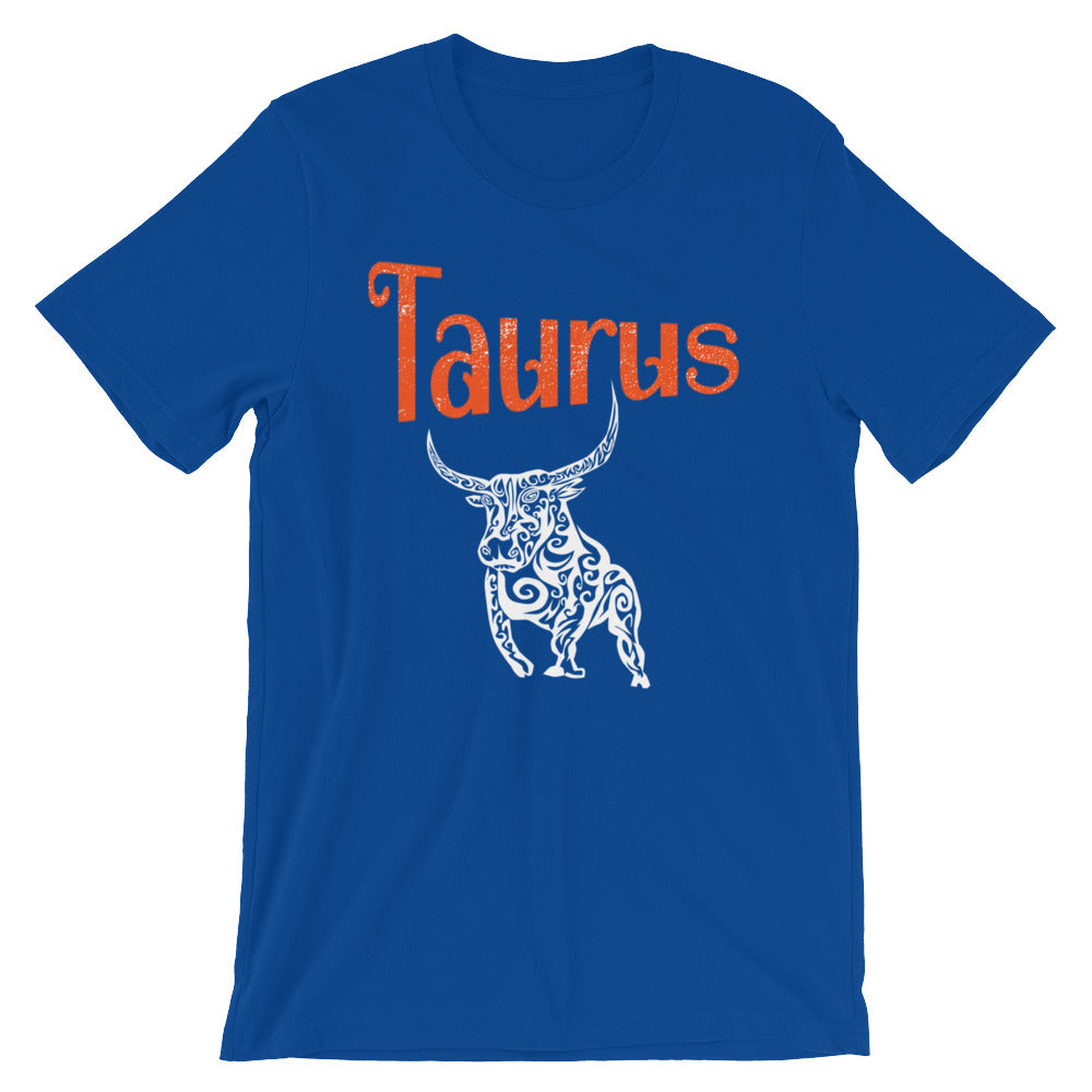 Zodiac Taurus Astrology Sign Horoscope T Shirt Taurus Zodiac Gifts for April or May Birthday