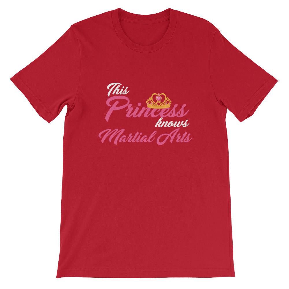 This Princess Knows Martial Arts Funny Martial Arts Shirt