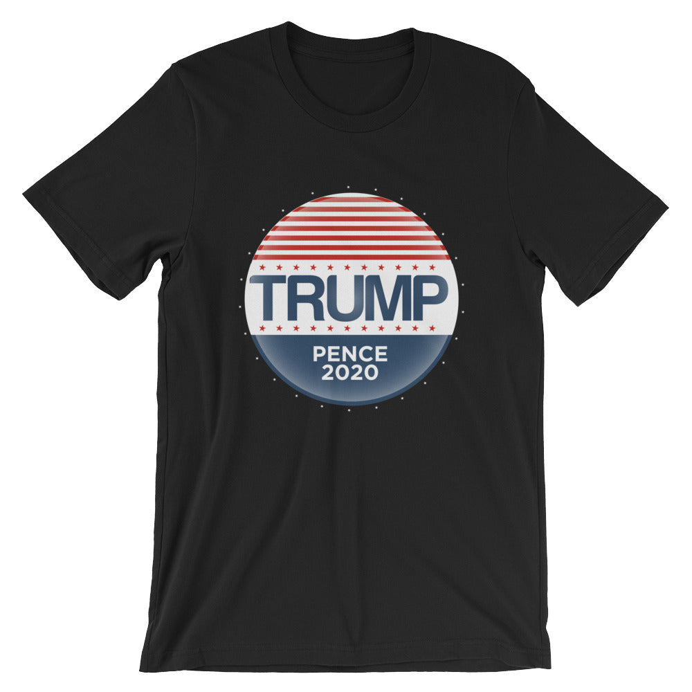 Trump Pence 2020 Campaign Tshirt Trump Shirt Vote Trump 2020 Pro Trump Supporter T-shirt