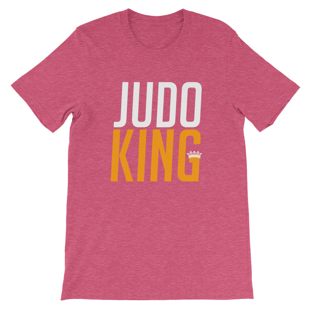 Judo King Funny Martial Arts Shirt for Men and Boys