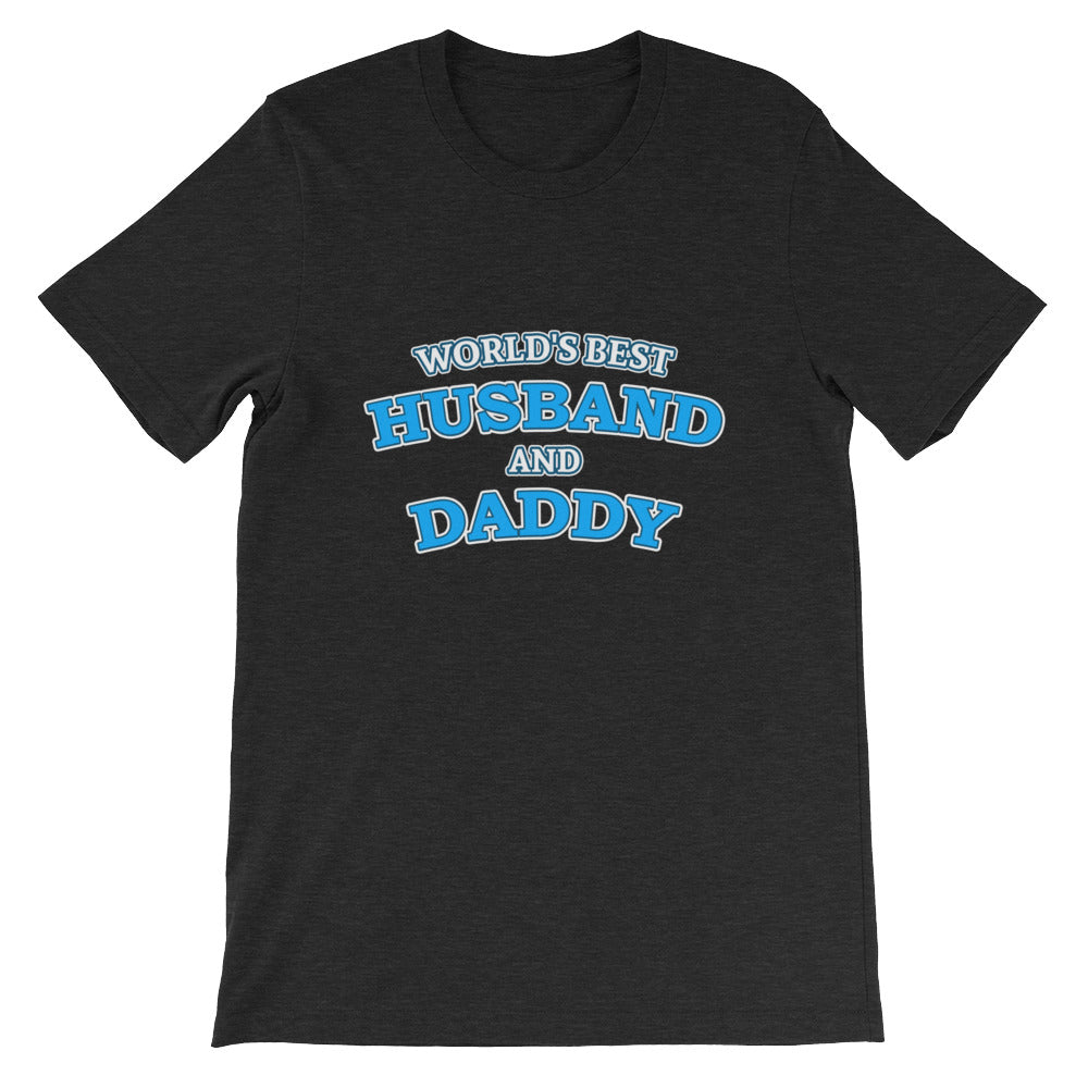 World's Best Husband and Daddy Shirt - Great for Dad Gifts