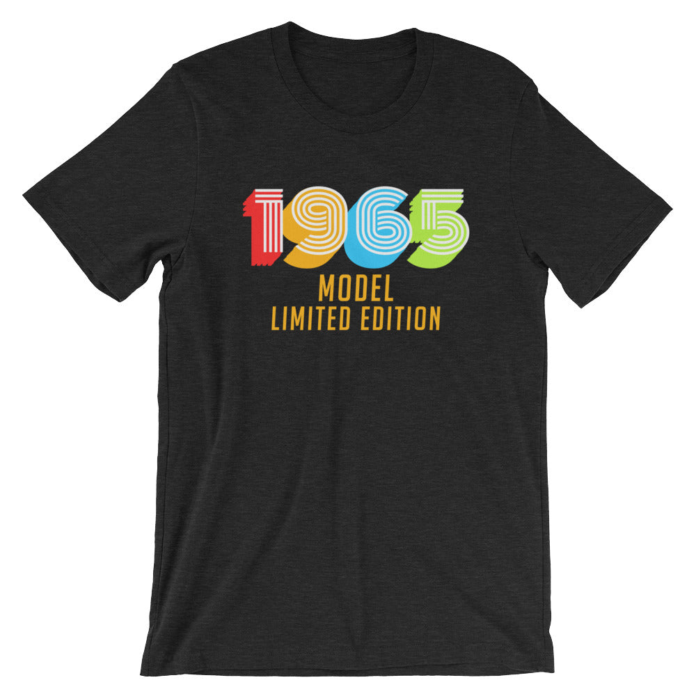 1965 Model Limited Edition Funny 53th Birthday T-Shirt Gift Ideas for 53 year old Birthdays Men or Women