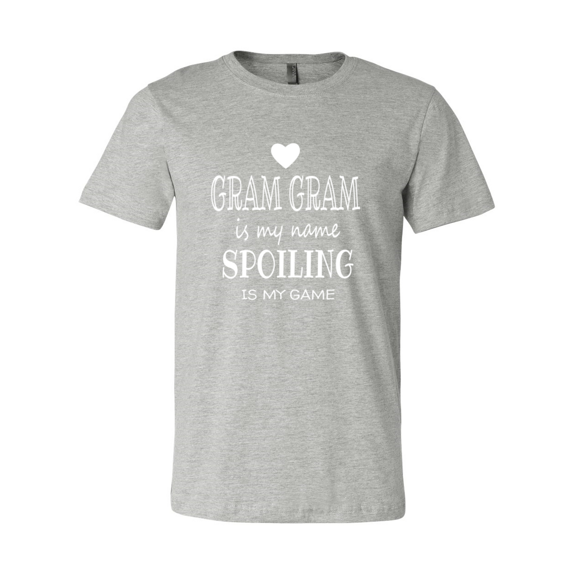 Gram Gram Is My Name Grandmother Tshirt