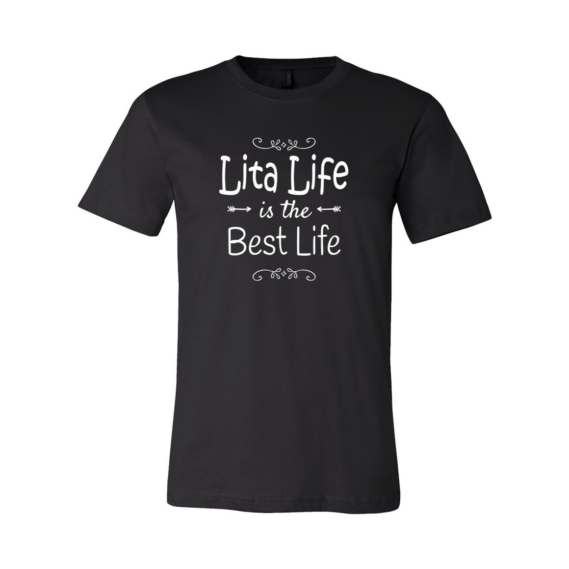 Lita Life Is The Best Life Grandmother Tshirt