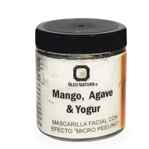 Kit Mango, yogur & agave