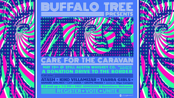 CARE FOR THE CARAVAN: AUSTIN