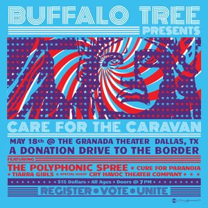 BUFFALO TREE PRESENTS: CARE FOR THE CARAVAN