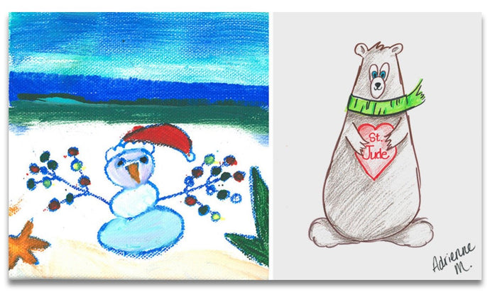 Hallmark Holiday Cards That Help Children in Need