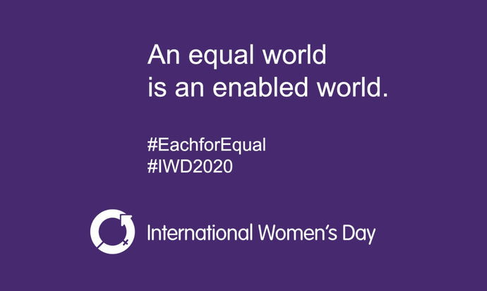 Celebrating International Women's Day 2020