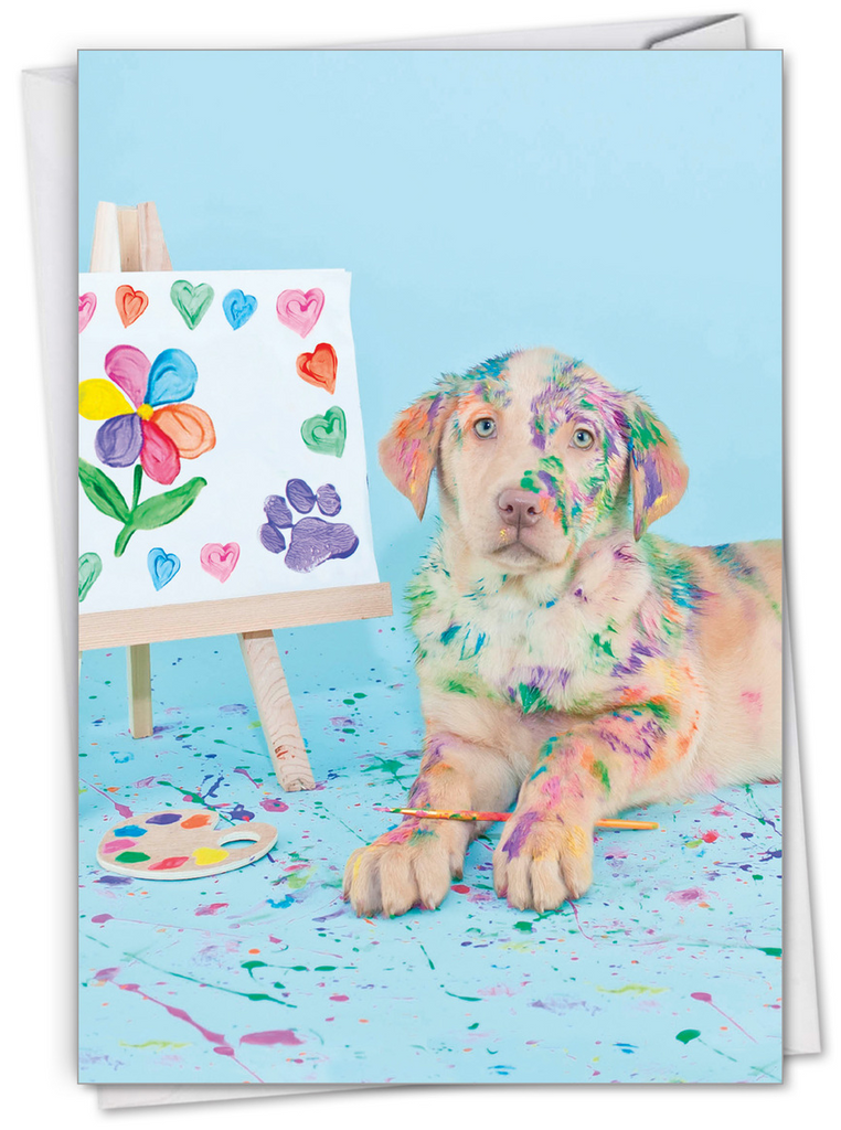 Dirty Dogs card
