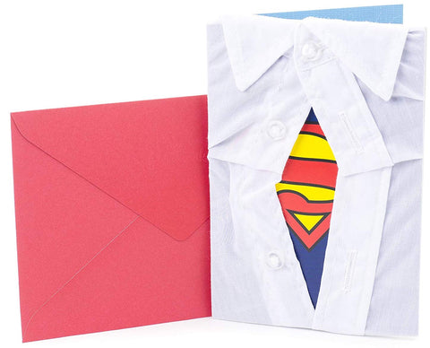 Superman card