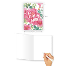 Floral Thank You Card - Northern Cards