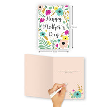 'Words Cannot Describe' Mother's Day Card - Northern Cards