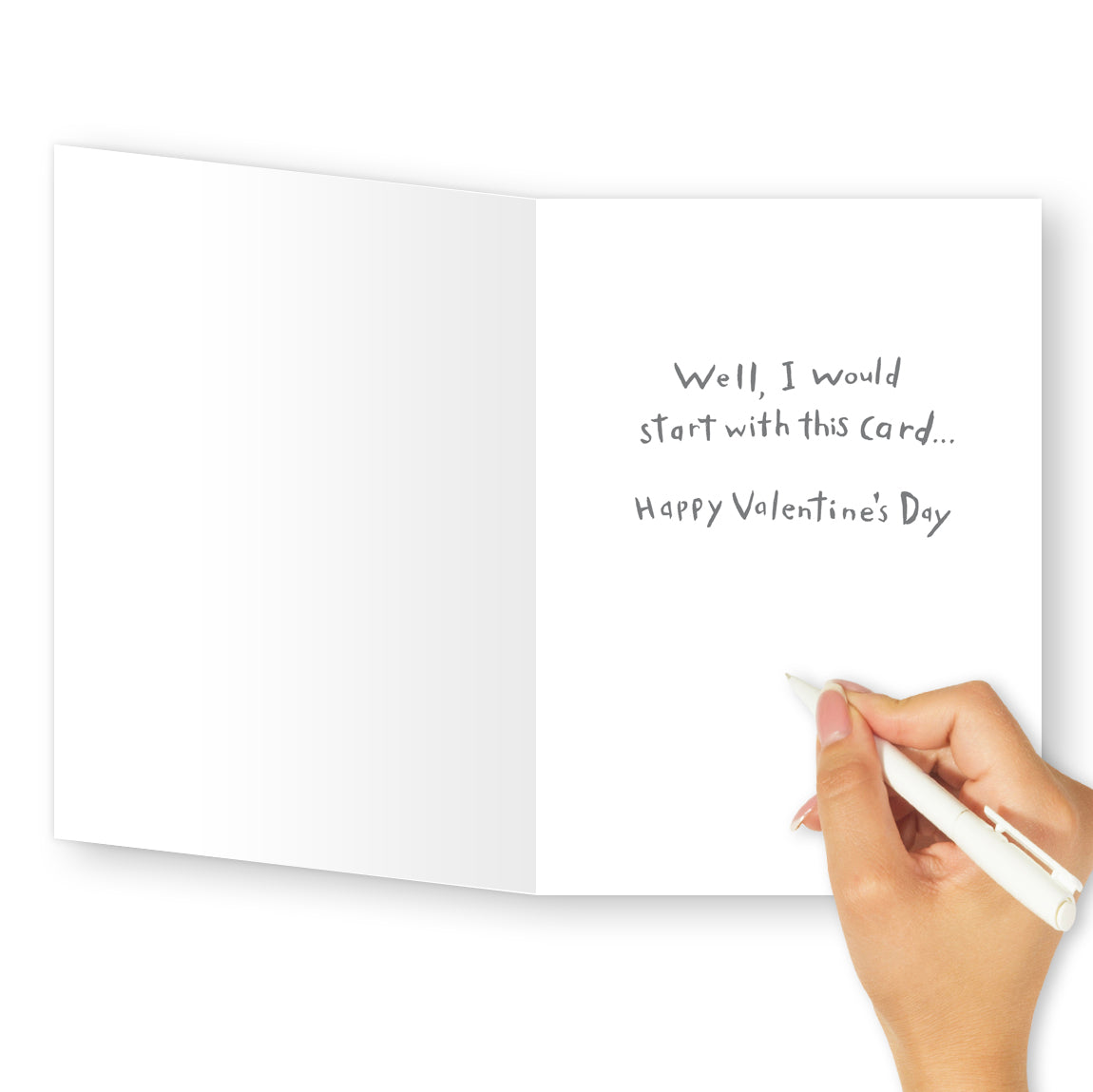 Absolutely Fabulous Valentine's Card - Northern Cards