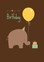 3 Pack Whimsical Birthday Cards - Northern Cards