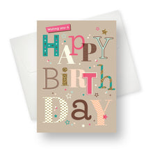'Birthday Dreams' Birthday Card - Northern Cards
