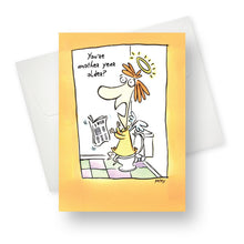 'Holy Crap' Birthday Card - Northern Cards