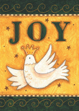 'Joy' Christmas Card - Northern Cards front