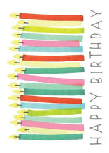 'Birthday Candles' Birthday Card - Northern Cards