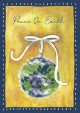 'Peace on Earth' Christmas Card - Northern Cards