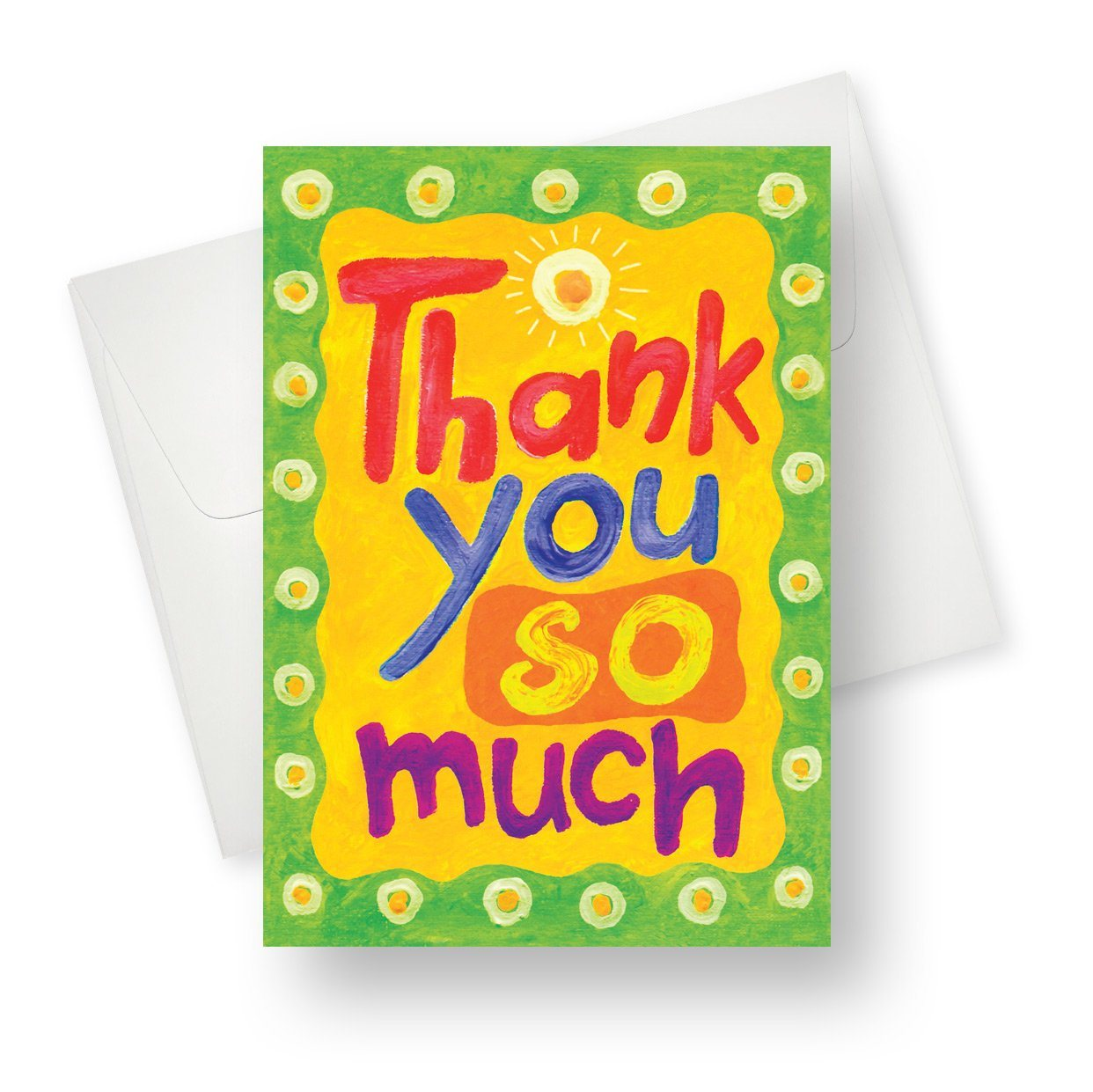 'Thank You So Much' Card - Northern Cards