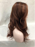 Long Wave 20 Dark Brown Wig