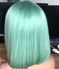 Hairsleisure Mint Green Wig 360 Lace Wig Amazing Bob Hair | Human Wig