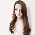 Hairsleisure Long Wave 2021 Dark Brown Human Hair Lace Wig