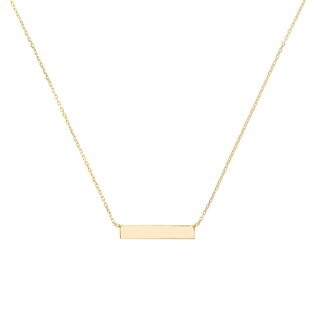 COLGANTE -WEST SIDE- ORO 18K