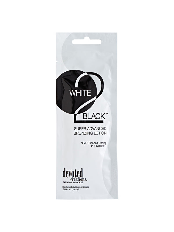WHITE 2 BLACK BY DEVOTED CREATIONS