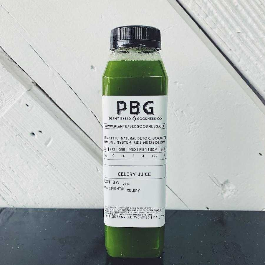 5PK CELERY JUICE | REFUL.CO