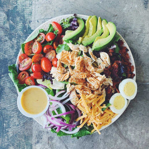 BBQ CHICKEN COBB | REFŪL